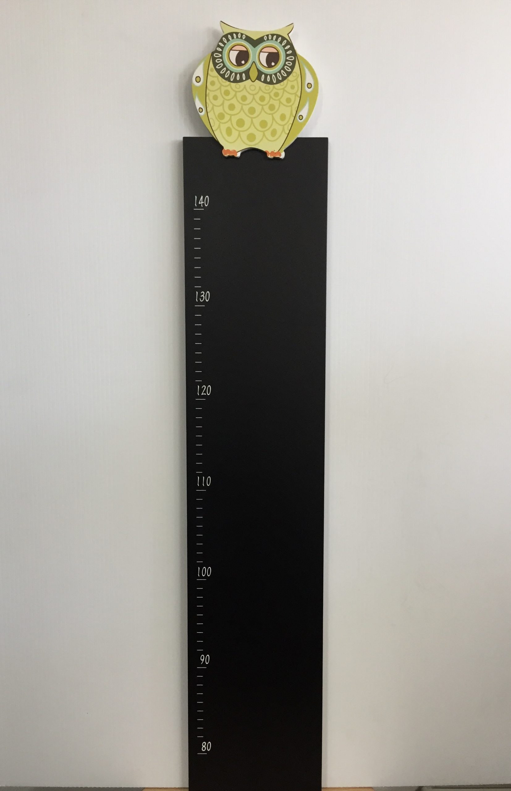 owl height chart
