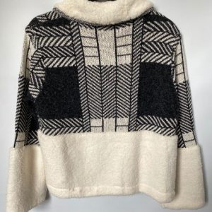 57a brave true winter knit jacket back