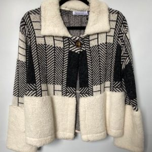 57a brave true winter knit jacket front