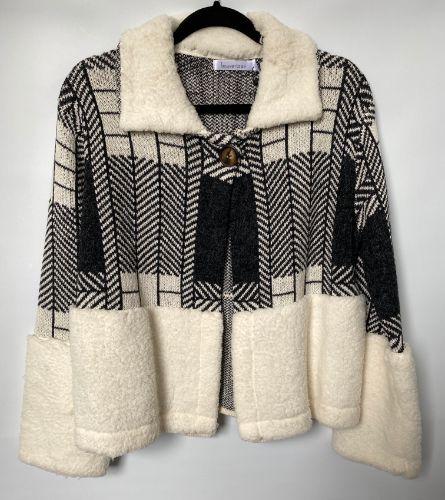 57a brave true winter knit jacket front