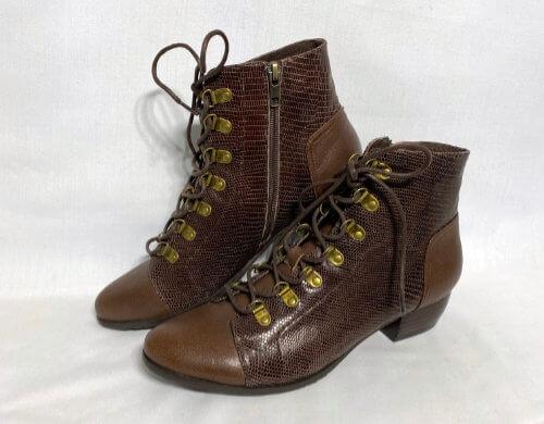 76a Django Juliette Cognac tyra boot