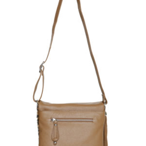 Feline Saddle Bag Camel back